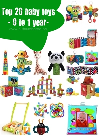 Best Educational Toys For Babies : Top educational baby toys year