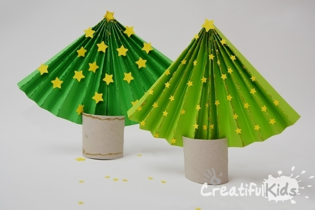 paper christmas crafts to make